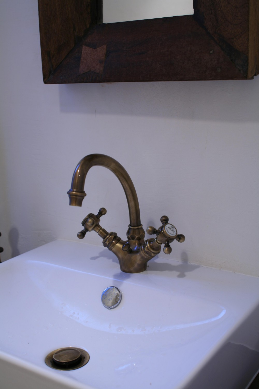 O邸 (可愛い外国製の水栓金具)