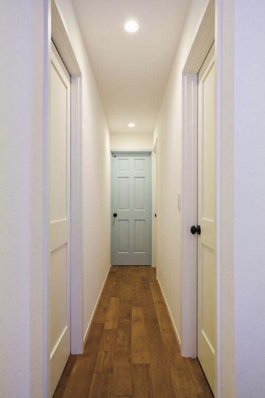 No.38 30代/3人暮らしの部屋 廊下