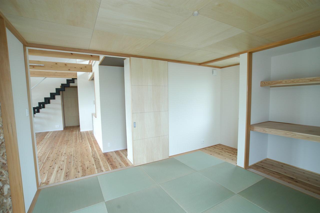 宮崎市K邸の部屋 和室