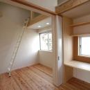 北諸県郡三股町 F邸の写真 ロフト付き洋室