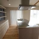 北諸県郡三股町 F邸の写真 キッチン・カップボード