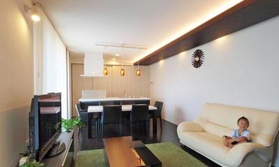 HOUSE SD 『木板塀の家』 (LDK)