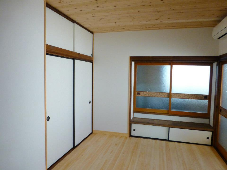 北小岩の家の写真 板張りに変更した和室