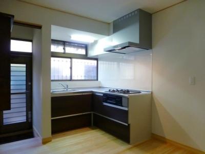 北小岩の家 (キッチン)