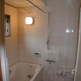 大久保の家 (浴室)