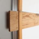 pure house 「光が溢れる仕掛け」の写真 扉の額縁