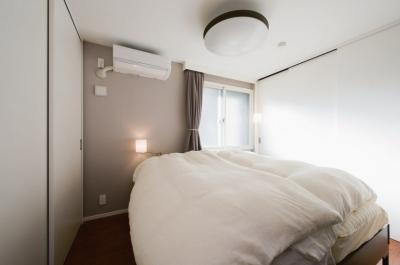 寝室 (No.42 40代/4人暮らし&犬)