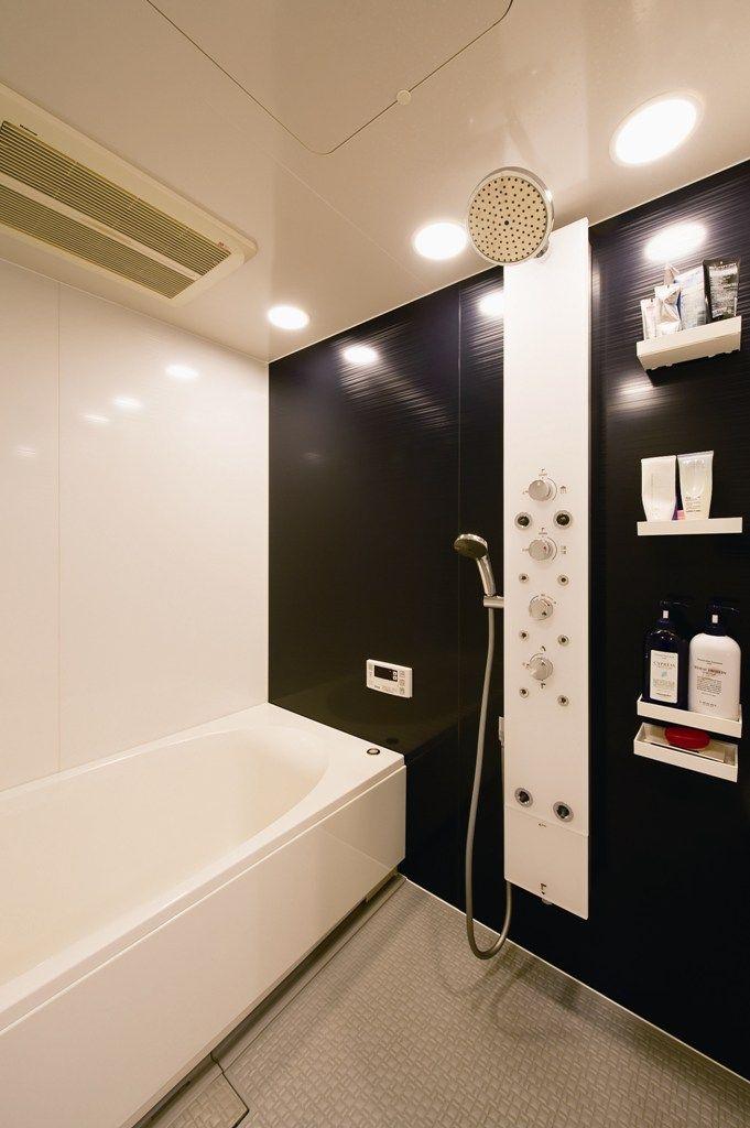 No.42 40代/4人暮らし&犬の写真 バスルーム