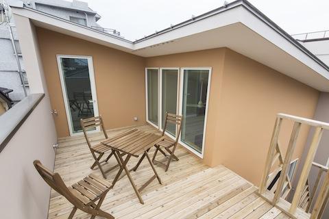 鶴見の家の写真 プライベート空間