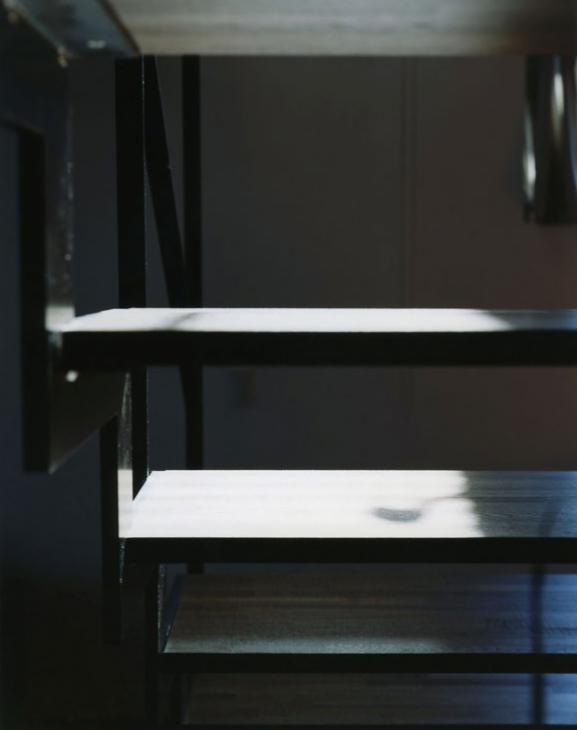 寺尾西の家の部屋 オープン型階段