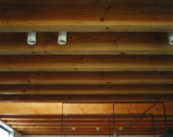 寺尾西の家の部屋 天井・照明