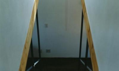 寺尾西の家 (室内階段)
