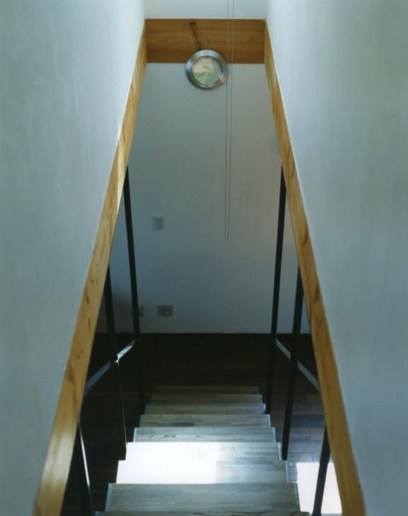 寺尾西の家の部屋 室内階段
