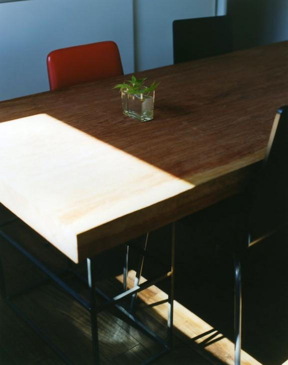 寺尾西の家の部屋 ダイニングテーブル