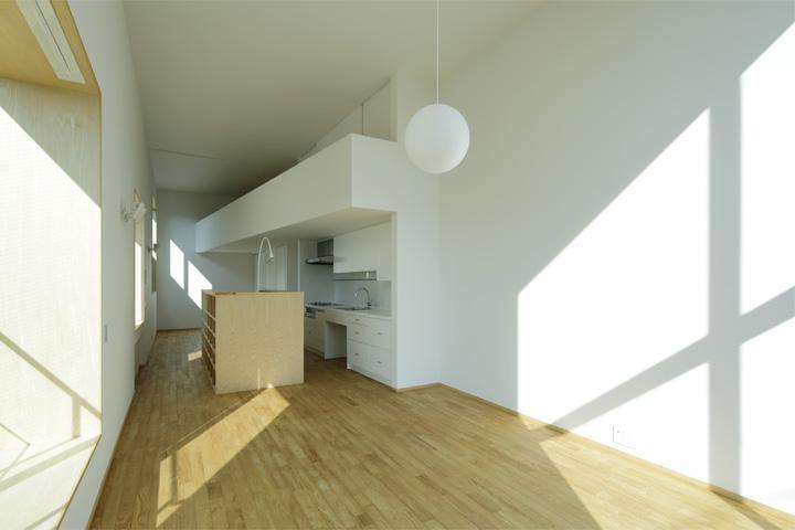 戸塚の家の部屋 ワンルーム空間