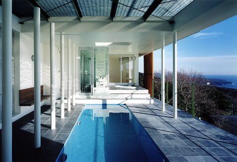 Mハウスの部屋 プライベートプール