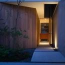 Den Nen Architectureの住宅事例「伏見の家」