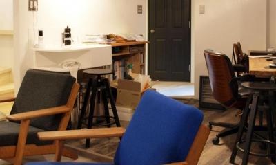 HOUSE O 『リビング階段の家』 (趣味室)