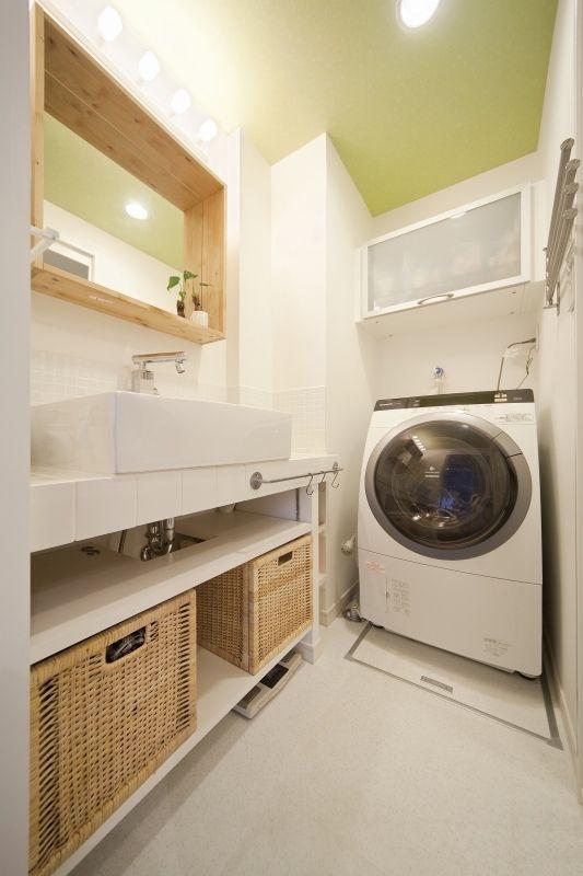 No.46 3人暮らしの部屋 洗面所