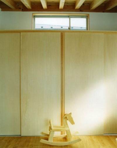 大塚新町の家 (洋室)
