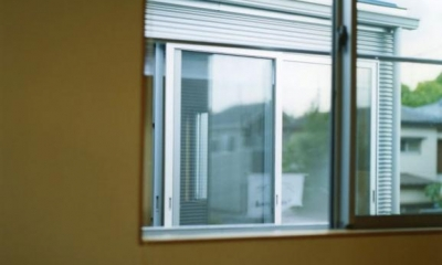 大塚新町の家 (窓からの眺め)