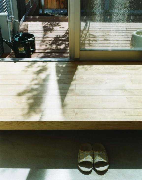 大塚新町の家の写真 土間