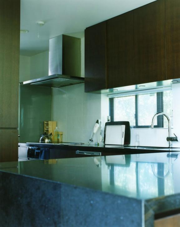 鵠沼の家の部屋 キッチン