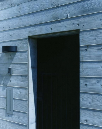 鵠沼の家 (玄関)