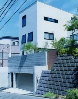 鵠沼の家 (外観)