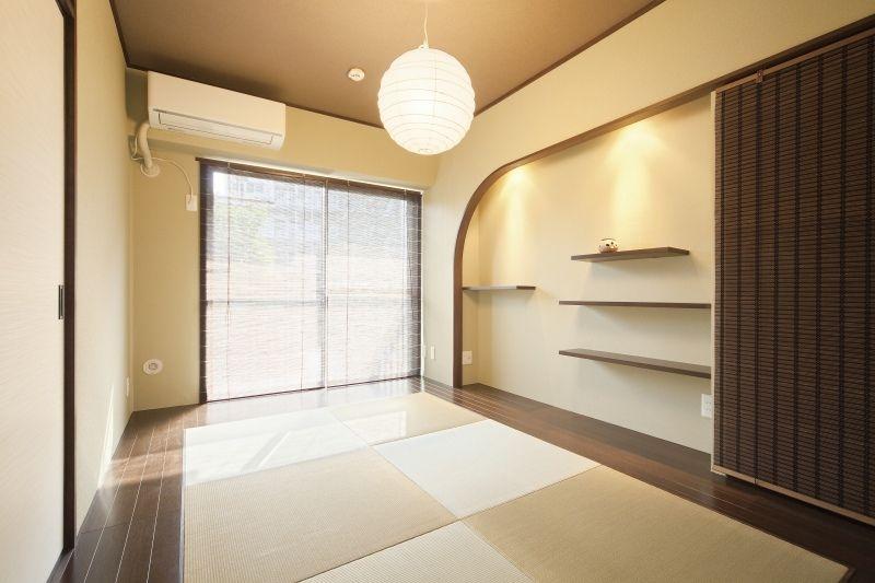 No.46 3人暮らしの部屋 和室