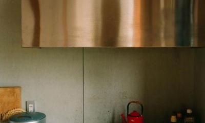 ベーシックハウス01 (キッチン)