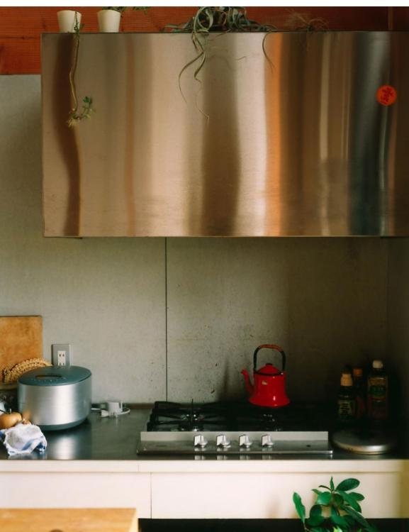 ベーシックハウス01の部屋 キッチン