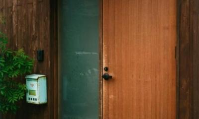 ベーシックハウス01 (玄関)