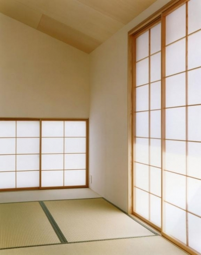 寺尾東の家 (和室)