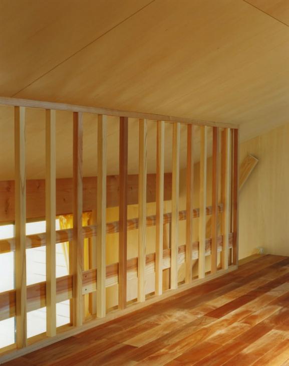 寺尾東の家の部屋 ロフト