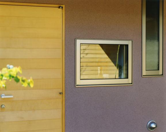 寺尾東の家の部屋 玄関
