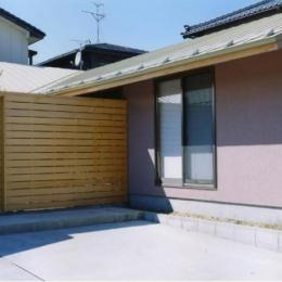 寺尾東の家 (外観)