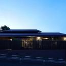 尾山台S邸の写真 外観夜景