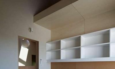 尾山台S邸 (2階子供室)