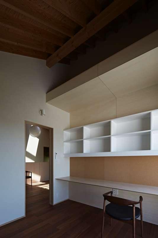 尾山台S邸の部屋 2階子供室