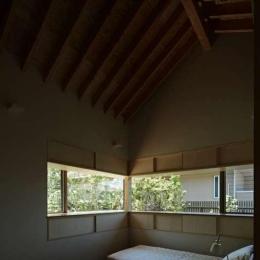 尾山台S邸 (寝室)