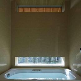 尾山台S邸 (浴室)