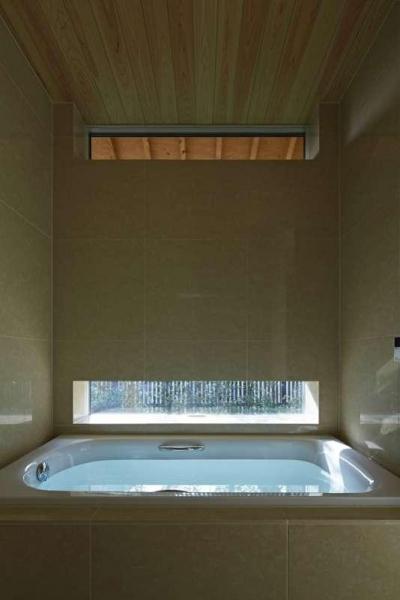 浴室 (尾山台S邸)