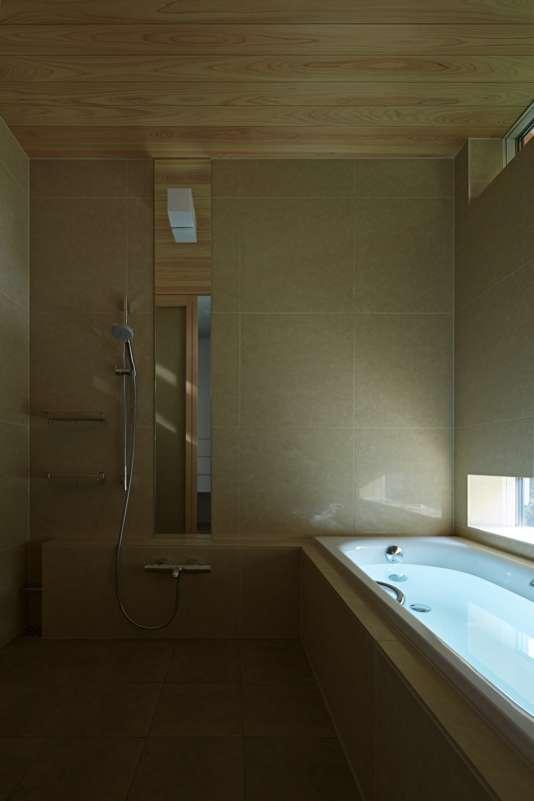 尾山台S邸の部屋 浴室