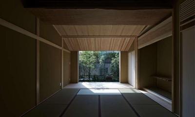 尾山台S邸 (和室)