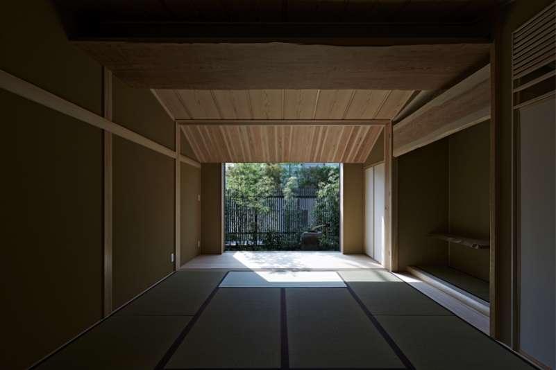 尾山台S邸の部屋 和室