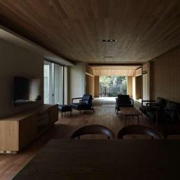 尾山台S邸 (ダイニング・リビング・和室)