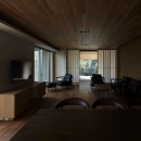 尾山台S邸の写真 ダイニング・リビング・和室