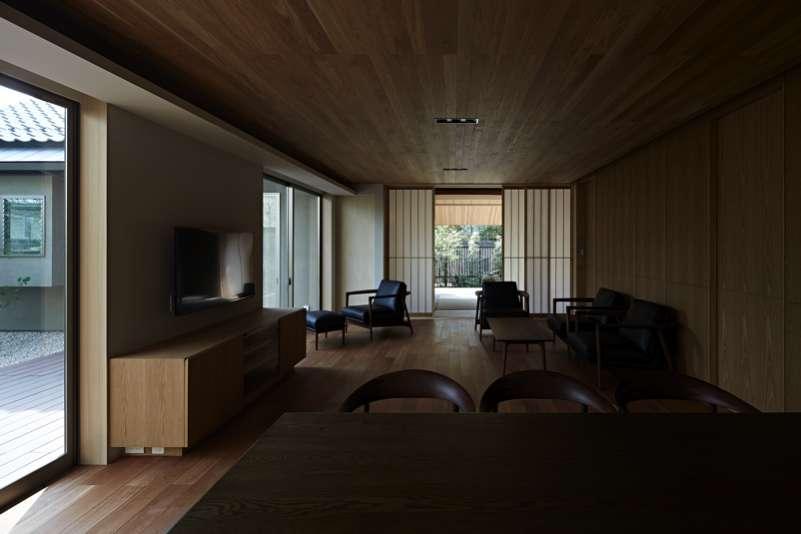 尾山台S邸の部屋 ダイニング・リビング・和室