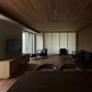 尾山台S邸の写真 ダイニング・リビング
